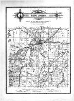 Saint Joseph Township, Stearns County 1912